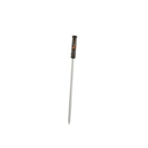 Espeto Simples com cabo de Madeira 65cm