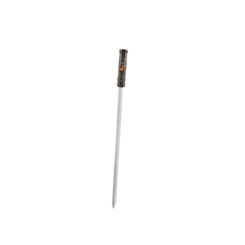 Espeto Simples com cabo de Madeira 75cm