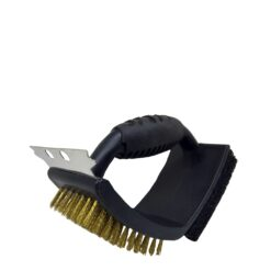 Escova para Grelhas com cerdas de Cobre