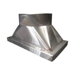 Adaptador metalico Inox 450mm 2 32