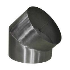 Curva metálica inóx Ø 450mm 2