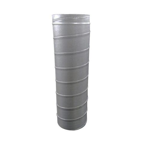 Chaminé metálica galvanizada Ø 430 x 1000mm 43