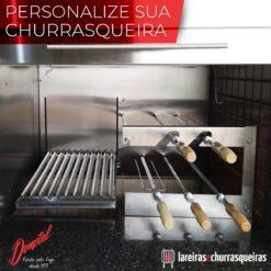 Grelha Elevatória, Elevadiça, Parrila Motorizada - MGE-650 23